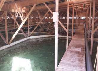 養殖場水槽